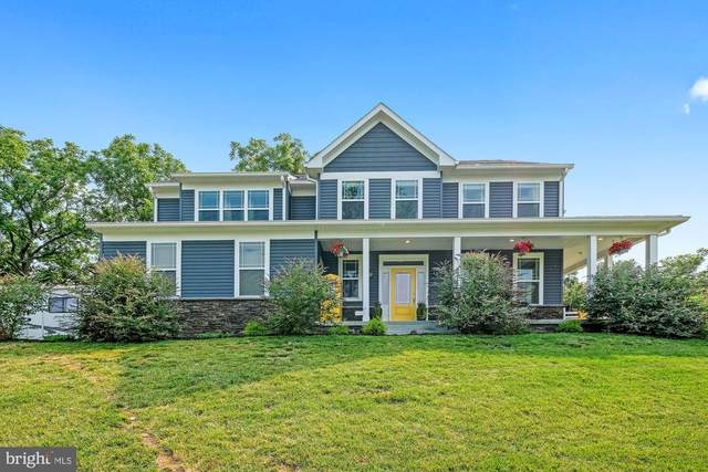 8712 Hollow Road, MIDDLETOWN, MD 21769 (#MDFR2002250) :: Better Homes Realty Signature Properties