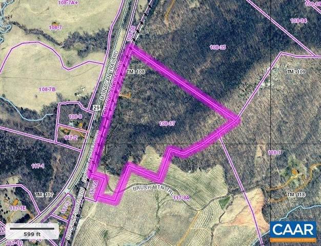 5885 Brush Mountain Trl Trail, COVESVILLE, VA 22931 (#620003) :: The Gus Anthony Team