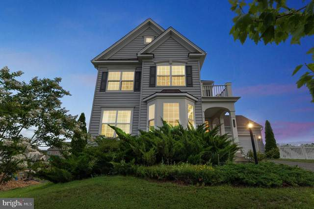 13438 Eagles Rest Drive, LEESBURG, VA 20176 (#VALO2003390) :: The Sky Group