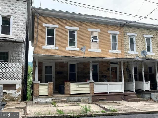 274 E High Street, COALDALE, PA 18218 (#PASK2000476) :: Lee Tessier Team