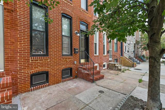 1457 Towson Street, BALTIMORE, MD 21230 (#MDBA2004558) :: Century 21 Dale Realty Co
