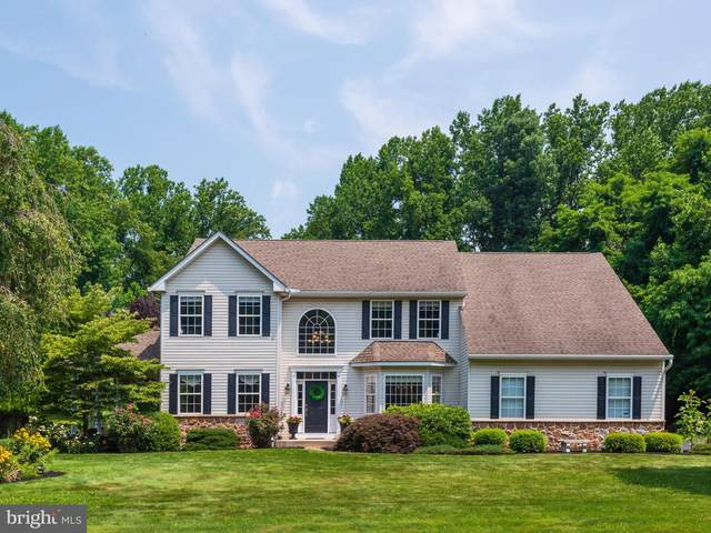 8 Brittany Lane, GLENMOORE, PA 19343 (#PACT2002846) :: BayShore Group of Northrop Realty