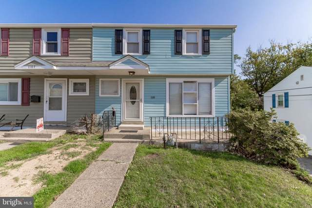 1105 Mulberry Street, BROOKHAVEN, PA 19015 (#PADE2002678) :: The Lutkins Group