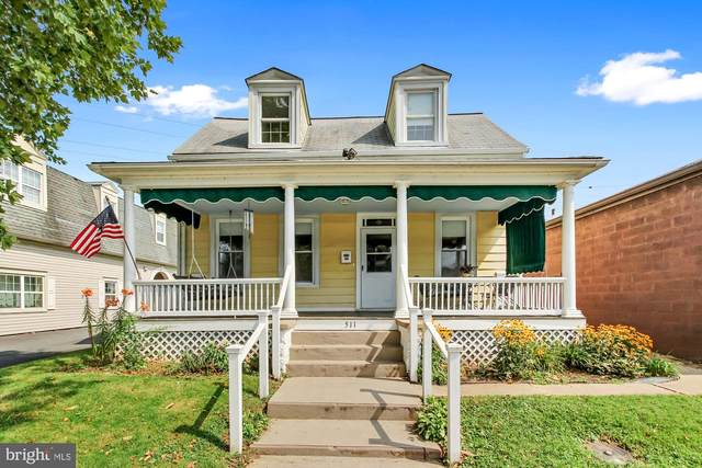 511 Warren Street, HAVRE DE GRACE, MD 21078 (#MDHR2001408) :: Pearson Smith Realty