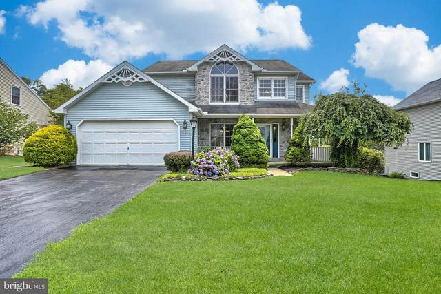 6405 Churchill Road, HARRISBURG, PA 17111 (#PADA2001280) :: The Craig Hartranft Team, Berkshire Hathaway Homesale Realty