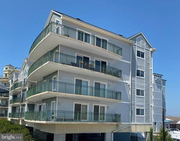 1 Dock Street #405, CRISFIELD, MD 21817 (#MDSO2000174) :: The Dailey Group
