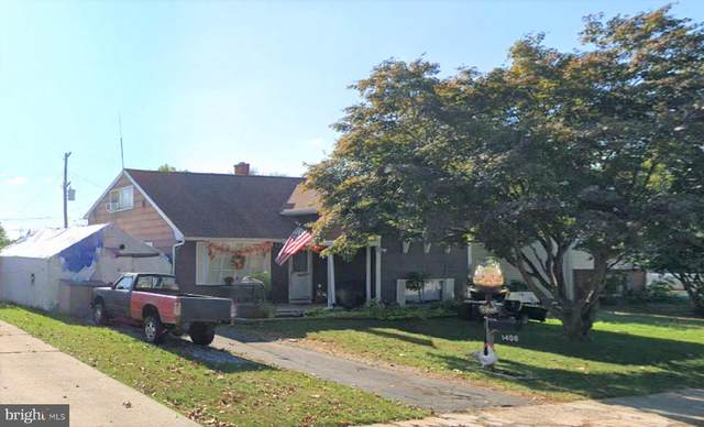 1408 Devers, YORK, PA 17404 (#PAYK2002432) :: TeamPete Realty Services, Inc