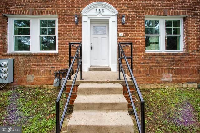 355 Parkland Place SE, WASHINGTON, DC 20032 (#DCDC2004956) :: Peter Knapp Realty Group