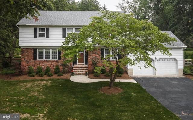 4 Wellington Drive, PRINCETON JUNCTION, NJ 08550 (#NJME2002028) :: Linda Dale Real Estate Experts