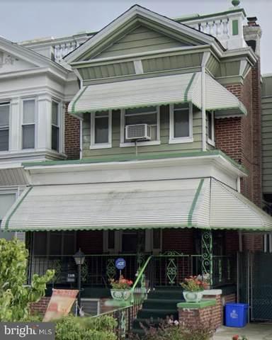6114 W Jefferson Street, PHILADELPHIA, PA 19151 (#PAPH2011028) :: Keller Williams Realty - Matt Fetick Team
