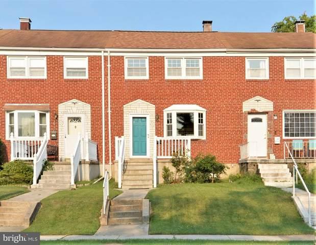 2113 Wilker Avenue, BALTIMORE, MD 21234 (#MDBC2004026) :: Talbot Greenya Group
