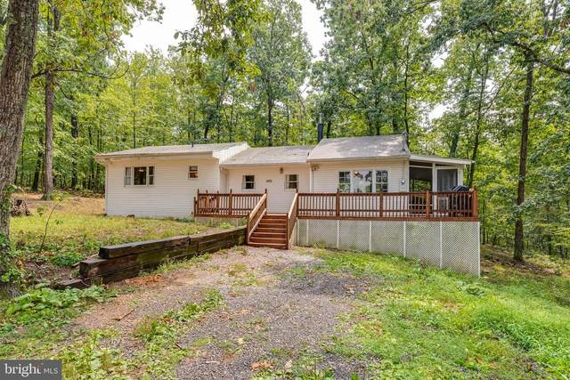 160 Mighty Oak, HEDGESVILLE, WV 25427 (#WVBE2000964) :: The Schiff Home Team
