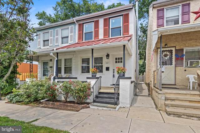 421 E Barnard Street, WEST CHESTER, PA 19382 (#PACT2002910) :: Century 21 Dale Realty Co