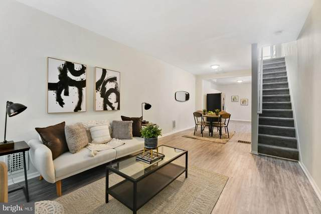 2601 Jefferson Street, BALTIMORE, MD 21205 (#MDBA2004634) :: Sunrise Home Sales Team of Mackintosh Inc Realtors