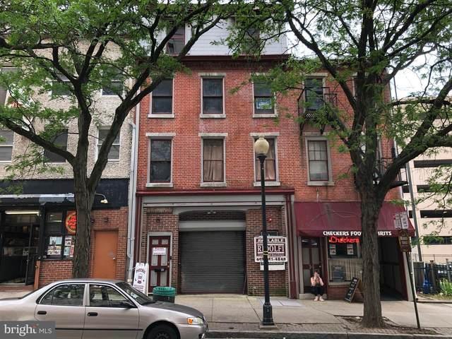 12 S Warren Street, TRENTON, NJ 08608 (#NJME2002054) :: Holloway Real Estate Group