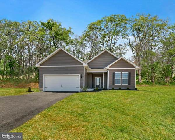 626 Ledger Drive, HANOVER, PA 17331 (#PAAD2000520) :: Realty ONE Group Unlimited