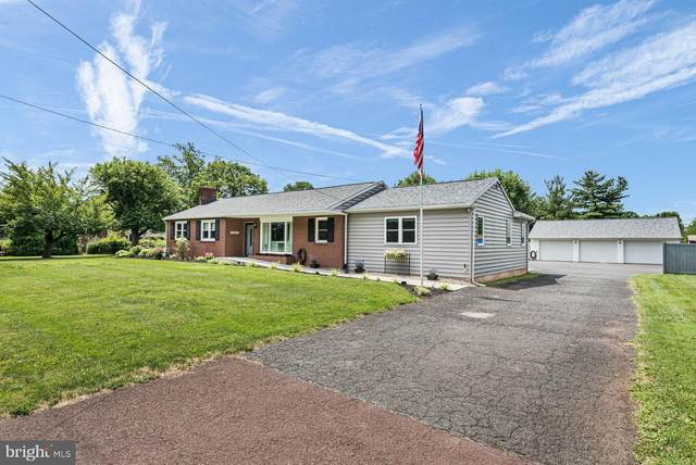 1650 Quarry Road, LANSDALE, PA 19446 (#PAMC2004398) :: Linda Dale Real Estate Experts