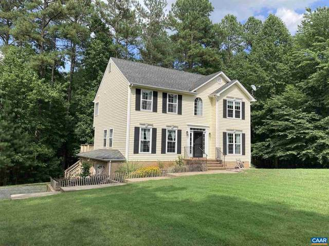 320 Willow Ridge Rd Road, TROY, VA 22974 (#620056) :: The Gus Anthony Team
