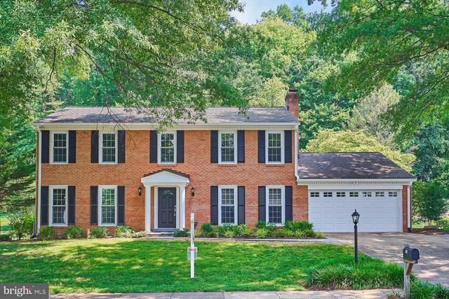 109 Saratoga Waye NE, VIENNA, VA 22180 (#VAFX2008508) :: Debbie Dogrul Associates - Long and Foster Real Estate