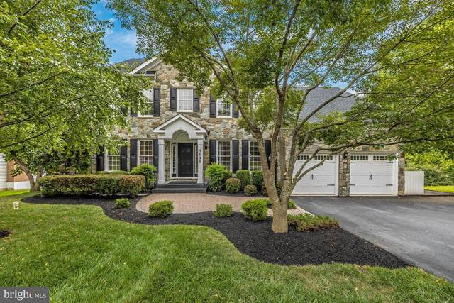 9626 Woodland Road, NEW MARKET, MD 21774 (#MDFR2002308) :: The Dailey Group