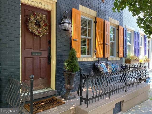 10 N Plum Street, LANCASTER, PA 17602 (#PALA2002032) :: The Joy Daniels Real Estate Group