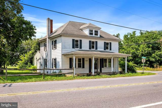 8168 Sharpsburg Pike, FAIRPLAY, MD 21733 (#MDWA2000878) :: The Piano Home Group