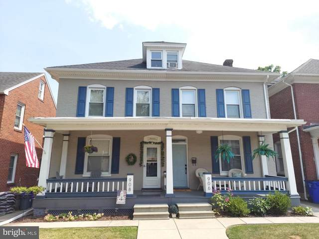 908 Mulberry Avenue, HAGERSTOWN, MD 21742 (#MDWA2000880) :: ExecuHome Realty