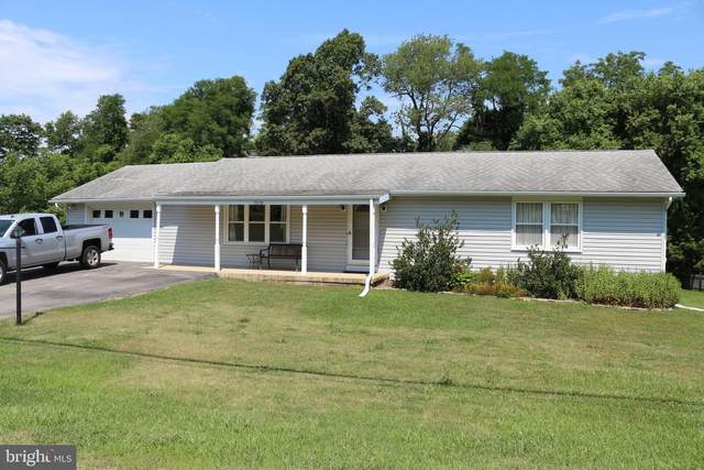 25230 Military Road, CASCADE, MD 21719 (#MDWA2000882) :: ExecuHome Realty