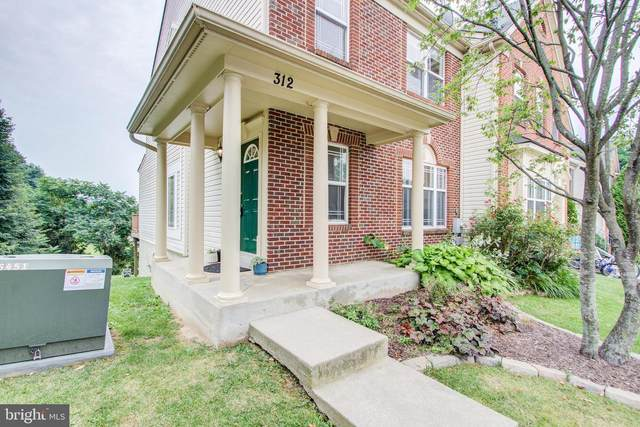 312 Glenvale Avenue, MOUNT AIRY, MD 21771 (#MDFR2002312) :: Dart Homes