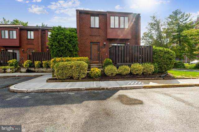 7436 Park Heights Avenue, BALTIMORE, MD 21208 (#MDBC2004078) :: Shawn Little Team of Garceau Realty