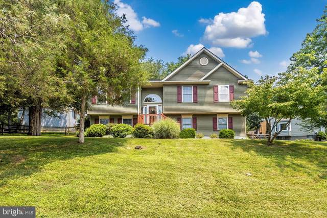 10383 Hedgeapple Bend, NEW MARKET, MD 21774 (#MDFR2002314) :: The Licata Group / EXP Realty
