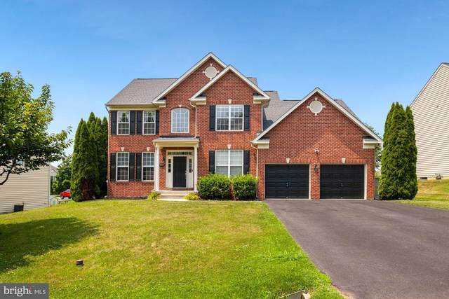 9536 Morning Walk Drive, HAGERSTOWN, MD 21740 (#MDWA2000886) :: Charis Realty Group
