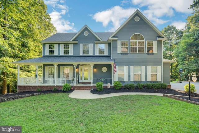1900 Covered Trail Lane, HUNTINGTOWN, MD 20639 (#MDCA2000766) :: The Putnam Group