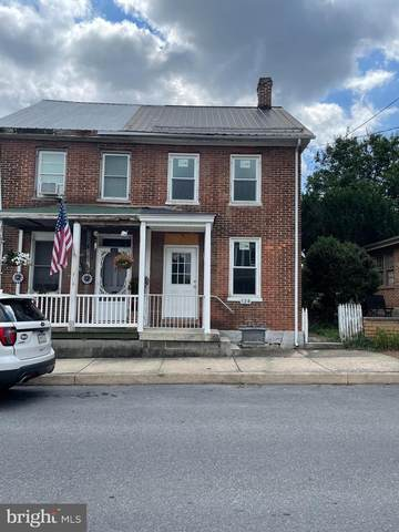 124 South Carlisle, GREENCASTLE, PA 17225 (#PAFL2000814) :: Realty ONE Group Unlimited