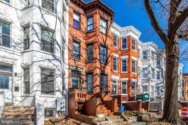 43 Rhode Island Avenue NW, WASHINGTON, DC 20001 (#DCDC2005074) :: The Licata Group / EXP Realty
