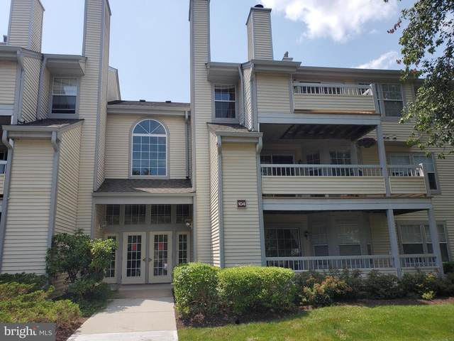104 Heritage Boulevard #12, PRINCETON, NJ 08540 (#NJME2002094) :: The Lutkins Group