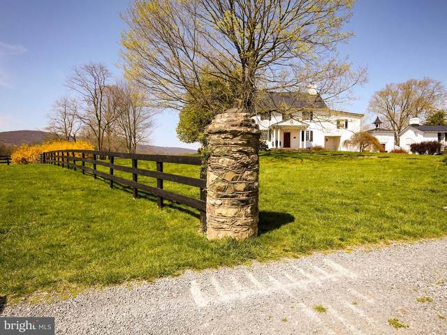 20775 Airmont Road, BLUEMONT, VA 20135 (#VALO2003512) :: Peter Knapp Realty Group