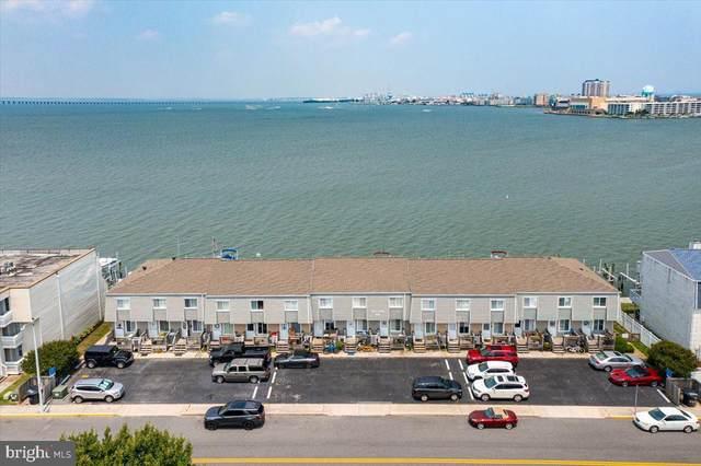 506 32ND Street #4, OCEAN CITY, MD 21842 (#MDWO2000774) :: CoastLine Realty