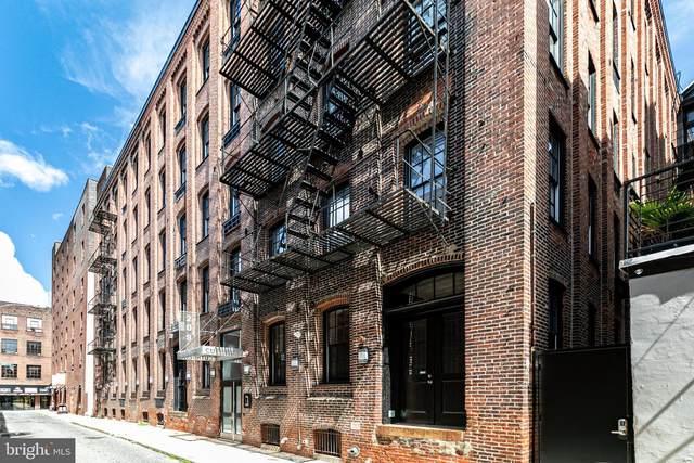 209 Cuthbert Street #301, PHILADELPHIA, PA 19106 (#PAPH2011338) :: Keller Williams Realty - Matt Fetick Team