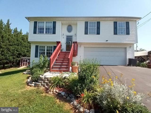 203 Waxed Cherry Court, MARTINSBURG, WV 25404 (#WVBE2000990) :: Century 21 Dale Realty Co