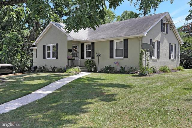 215 E Magnolia Avenue, HAGERSTOWN, MD 21742 (#MDWA2000894) :: The Licata Group / EXP Realty