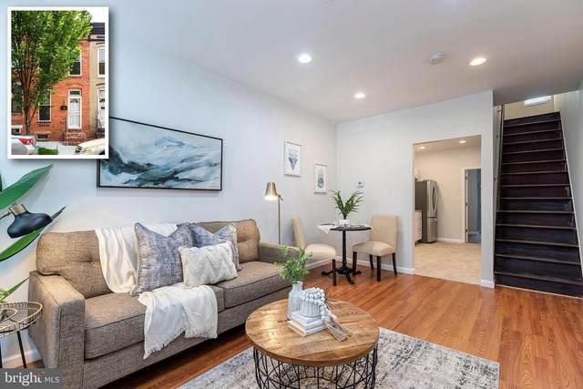 507 N Castle Street, BALTIMORE, MD 21205 (#MDBA2004712) :: Crossman & Co. Real Estate