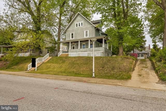 2505 Roslyn Avenue, BALTIMORE, MD 21216 (#MDBA2004720) :: Cortesi Homes