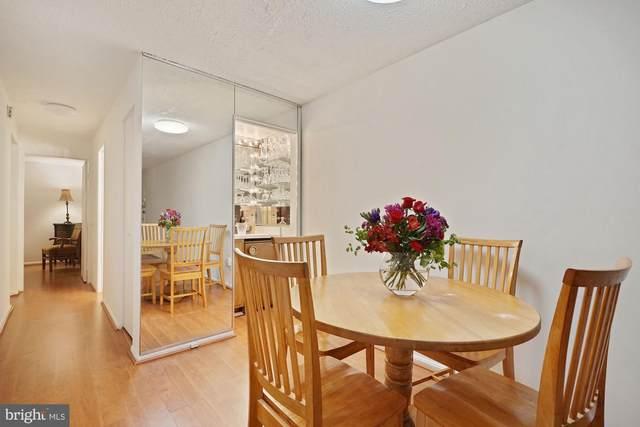 5935 Quantrell Avenue T3, ALEXANDRIA, VA 22312 (#VAAX2001510) :: The Yellow Door Team