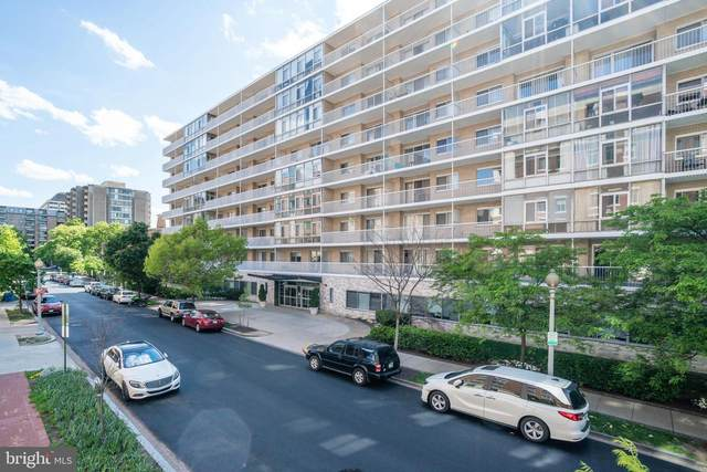 730 24TH Street NW #510, WASHINGTON, DC 20037 (#DCDC2005118) :: Crossman & Co. Real Estate