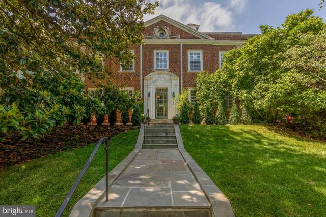 3218 Woodley Road NW, WASHINGTON, DC 20008 (#DCDC2005120) :: The Licata Group / EXP Realty