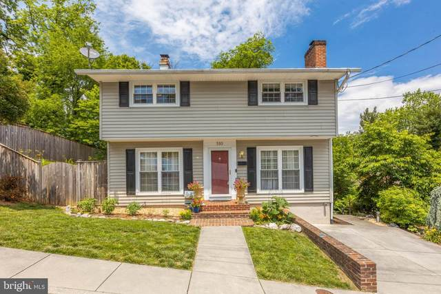 510 Joist Hite Place, WINCHESTER, VA 22601 (#VAWI2000228) :: The MD Home Team