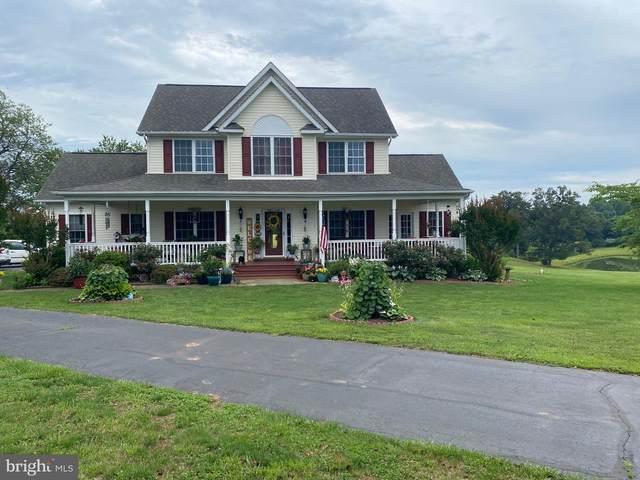 8231 Windswept, CULPEPER, VA 22701 (#VACU2000452) :: Better Homes Realty Signature Properties