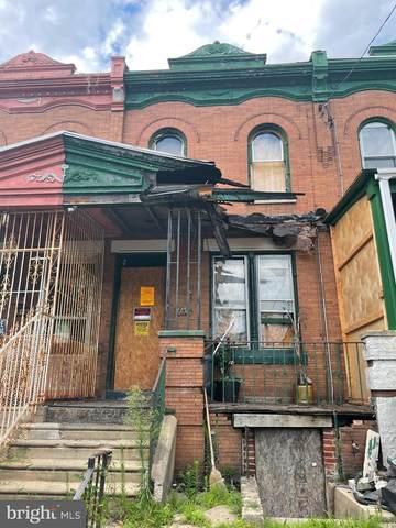 1237 W Hilton Street, PHILADELPHIA, PA 19140 (#PAPH2011440) :: Charis Realty Group