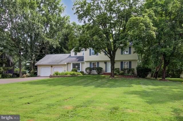 3 Reigate Way, TITUSVILLE, NJ 08560 (MLS #NJME2002108) :: The Dekanski Home Selling Team
